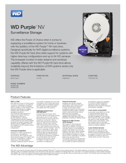 English - Western Digital