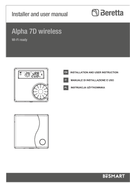 Alpha 7D wireless