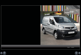 NISSAN NV200 ACCESSORIES