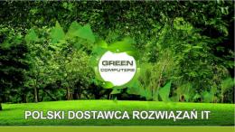 Green Computers specializuje się w odzyskiwaniu sprzętu IT