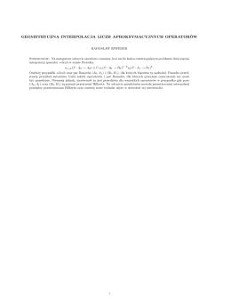 Streszczenie w pliku pdf