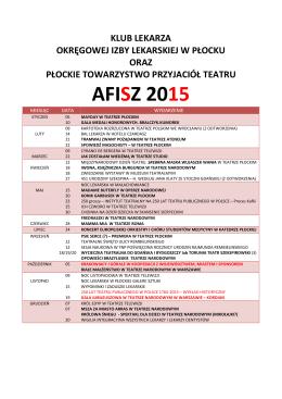AFISZ 2015
