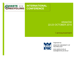 pdf - Waste Recycling