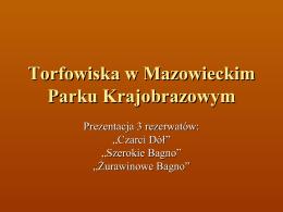 Torfowiska Mazowieckiego PK