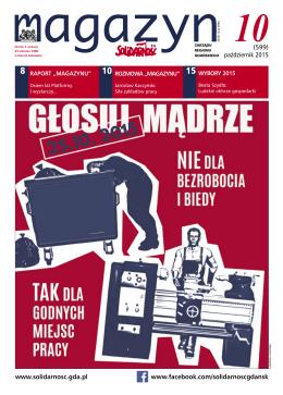 wybory 2015 - NSZZ Solidarność