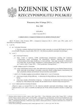 Tekst ustawy plik pdf