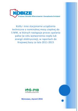 Poradnik KB - małe kotłownie zakładowe 2016