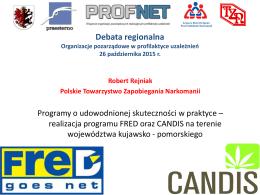 FreD i CANDIS w Kujawsko
