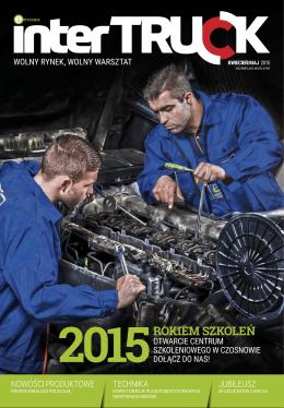 rokiem szkoleń - Inter Cars SA