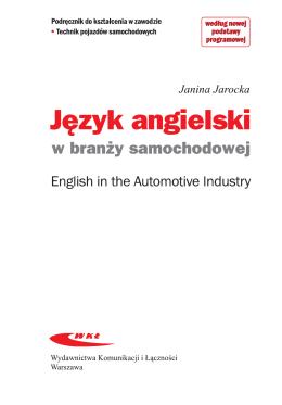 wybrane strony - Wydawnictwa Komunikacji i Łączności Sp.z o.o.