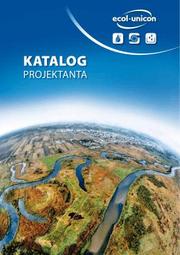kATALOG PROjEkTAnTA - Ecol