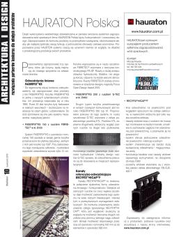 04.2015 BUILDER - Prezentacja produktów dedykowanych do