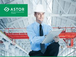 Pełna prezentacja firmy ASTOR