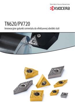 Nowy Cermet: TN620 / PV720 Szczegóły w dziale oferta.