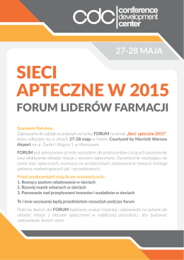 Sieci 2015 - Business Point