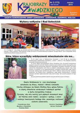 gazeta marzec 2015
