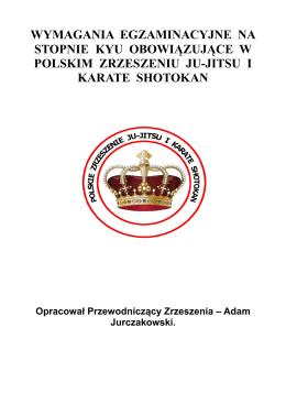 Wymagania egzaminacyjne (* / 246KB)