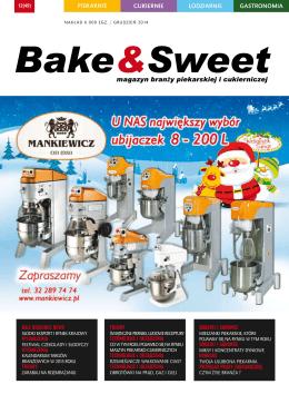 grudzień 2014 - Bake & Sweet