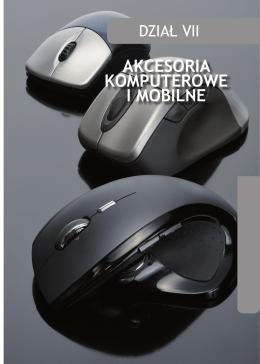 akcesoria komputerowe i mobilne