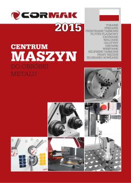 MASZYN - CORMAK