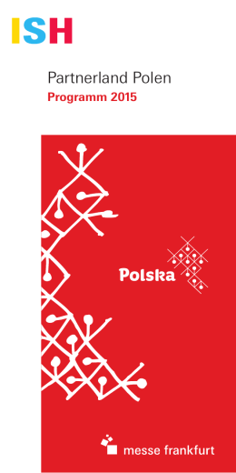 Partnerland Polen - ISH
