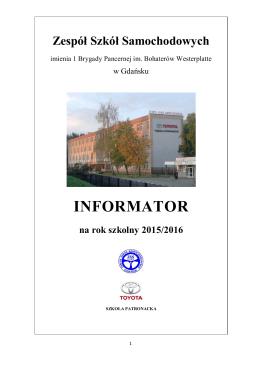Zespół Szkół Samochodowych w Gdańsku