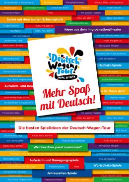 Mehr Spaß mit Deutsch! - Deutsch