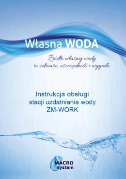 regulacja twardości wody