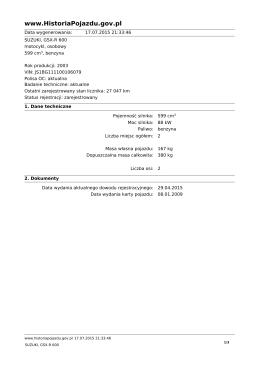 Zobacz PDF - GSX