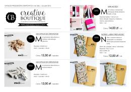 Katalog - creativeboutique.com.pl