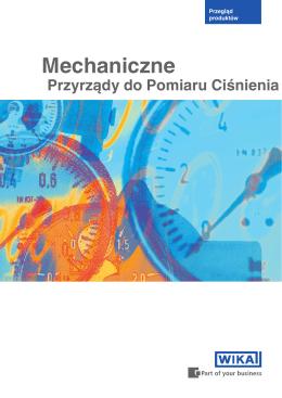 Mechaniczne
