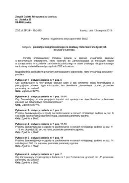 plik do pobrania - Zespół Opieki Zdrowotnej w Łowiczu