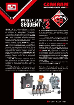 SEQUENT - LPG - BRC Samochodowe Instalacje Gazowe