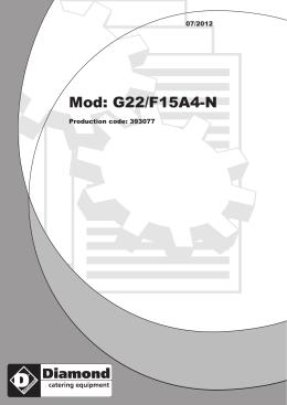 FRYTkOWNICE N900 gazowe i elektryczne dla IGNG