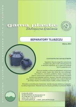 1MB pobierz. - Gama Plastic