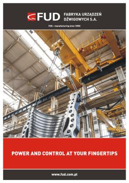 FUD katalog A4 6 v13 2 ang_druk - Fabryka Urządzeń Dźwigowych