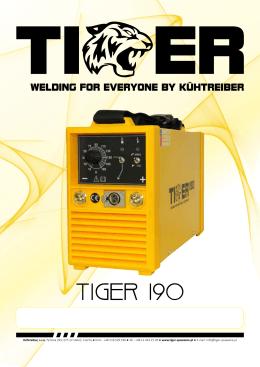 TIGER 190 - tiger