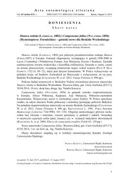Kaszyca N., Baran B.