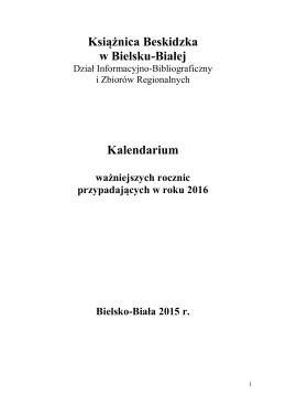 Książnica Beskidzka w Bielsku