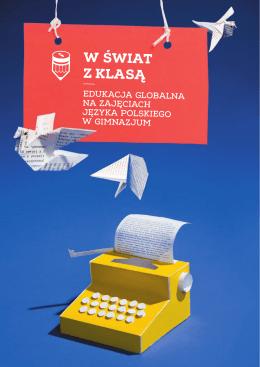 edukacja globalna na zajęciach języka polskiego w gimnazjum