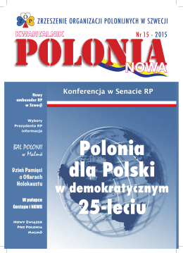 NOWA - Zrzeszenie Organizacji Polonijnych w Szwecji