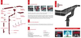 Ulotka - systemy rynnowe