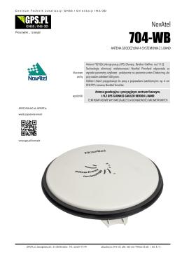 704-WB - GPS-Pl