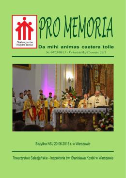 Pro Memoria 04