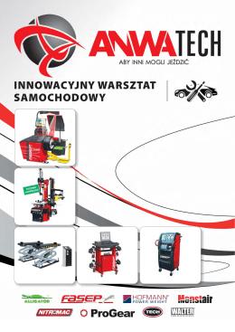 INNOWACYJNY WARSZTAT SAMOCHODOWY - Anwa-Tech