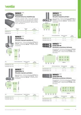 HAVACO Flexo System (pdf 875.49 KB)