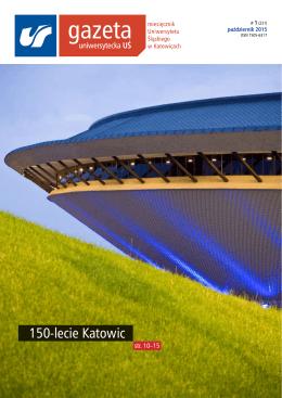 150-lecie Katowic