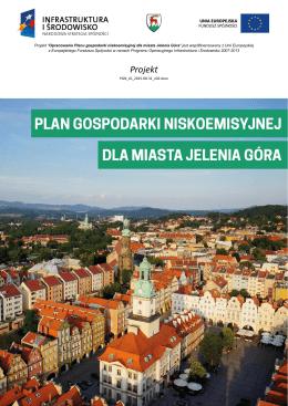 Projekt Planu - Oficjalna strona Miasta Jelenia Góra