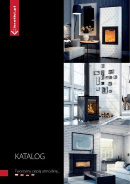 KATALOG - 2016 © Камины топки печи Kratki