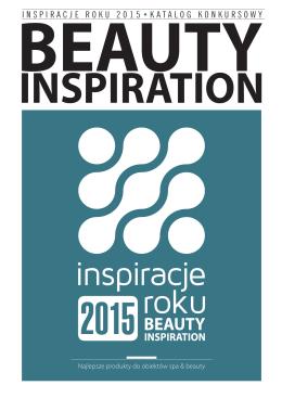 INSPIRACJE ROKU 2015 • KATALOG